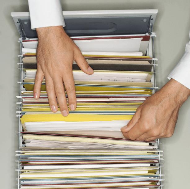 Сбор информации о фирме